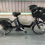 【SOLD OUT】電動自転車 YAMAHA PAS KISSミニ ブラック 20インチ