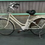 【SOLD OUT】電動自転車 BRIDGESTONE ASSISTA STILA ホワイト 26インチ