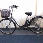 【SOLD OUT】電動自転車 YAMAHA PAS ナチュラ  シルバー 26インチ