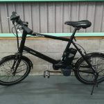 【SOLD OUT】電動自転車 パナソニック Little BEE ブラック 20インチ