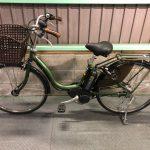 【SOLD OUT】電動自転車 ヤマハ パスナチュラ 26インチ 6Ah モスグリーン スタンダードタイプ