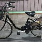 【SOLD OUT】電動自転車 パナソニック VIVI DX 26インチ 8Ah ブラック