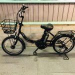 【SOLD OUT】電動自転車 ヤマハ PAS Babby 20インチ 5.7Ah ブラック