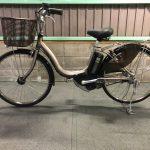 【SOLD OUT】電動自転車 ヤマハ パスナチュラ 24インチ 6Ah シャンパンゴールド