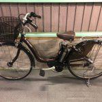 【SOLD OUT】電動自転車 ヤマハ パスナチュラ 26インチ 6.6Ah ブロンズ