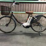 【SOLD OUT】電動自転車 ブリヂストン ASSISTA 24インチ 4.3Ah ブラウン 女性にオススメ