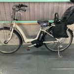 電動自転車 ヤマハ PAS Raffini ラフィーニ 26インチ 子供乗せ 6Ah パールホワイト