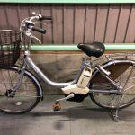 電動自転車 ヤマハ PAS 24インチ 6Ah ライトパープル