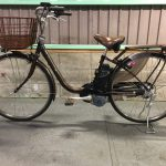 【SOLD OUT】電動自転車 パナソニック VIVI DX SD   26インチ ブラウン 5Ah