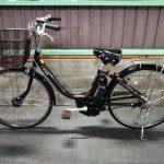 電動自転車 ヤマハ PAS  パス 6Ah 茶