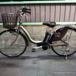 【SOLD OUT】電動自転車 ヤマハ PAS Natura パスナチュラ 6Ah ゴールド