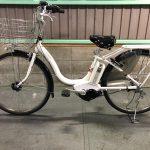 【SOLD OUT】電動自転車 ヤマハ PAS Natura パスナチュラ 白 26インチ 8.1Ah
