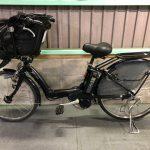 【SOLD OUT】電動自転車 ブリヂストン アンジェリーノ 22/26インチ 子供乗せ フラットブラック