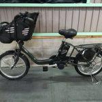 【SOLD OUT】電動自転車 パナソニック ギュット 20インチ 子供乗せ 8.9Ah ダークグリーン