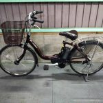 【SOLD OUT】電動自転車 ヤマハ PAS Natura 24インチ 8.7Ah 茶
