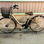 【SOLD OUT】電動自転車 ヤマハ PAS Natura ナチュラ 26インチ 6Ah シャンパンゴールド