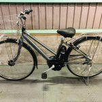 電動自転車 ヤマハ PAS CITY-S 27インチ 6Ah ガンメタ