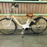 【SOLD OUT】電動自転車 ブリヂストン アシスタ Assista 26インチ 4Ah ベージュ