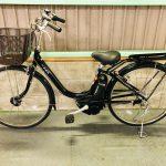 【SOLD OUT】電動自転車 ヤマハ PAS パス 26インチ 4Ah 黒 ライトタイプ