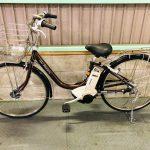 【SOLD OUT】電動自転車 ブリヂストン アシスタ 26インチ 4Ah 茶 ライトタイプ