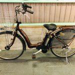 【SOLD OUT】電動自転車 ヤマハ PAS Raffini ラフィーニ 26インチ 6.6Ah 3人乗り適合車 茶色