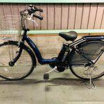 【SOLD OUT】電動自転車 ヤマハ PAS Raffini ラフィーニ 26インチ 6.6Ah 3人乗り適合車 紺色
