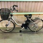 【SOLD OUT】電動自転車 パナソニック VIVI DX デジタル 24インチ 8.9Ah