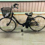 【SOLD OUT】電動自転車 パナソニック VIVI DX 26インチ 8.9Ah 大人気ブラック