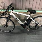 【SOLD OUT】電動自転車 YAMAHA PAS プレイス  ホワイト  26インチ 大容量バッテリー