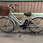 【SOLD OUT】電動自転車 BRIDGESTONE ASSISTA Polku  26インチ  水色