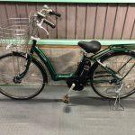 【SOLD OUT】電動自転車 YAMAHA PAS Raffini  グリーン  26インチ