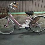 【SOLD OUT】電動自転車 パナソニック VIVI LIGHT U  車体が軽い! 26インチ