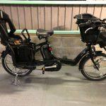 【SOLD OUT】電動自転車 BRIDGESTONE アンジェリーノ プティット  極上バッテリー