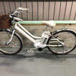 【SOLD OUT】電動自転車 YAMAHA PAS mina  オシャレ ホワイト 26インチ