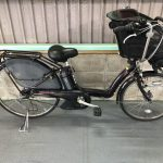 【SOLD OUT】電動自転車 ブリヂストン アンジェリーノ 子供乗せ 3人乗り適合 8.9ah
