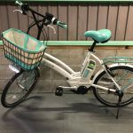 【SOLD OUT】電動自転車 三菱 MIEV  希少!20インチ コンパクトモデル 新基準  選べるサドル