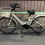 【SOLD OUT】電動自転車 BRIDGESTONE   STEPCRUZ  白 26インチ 大容量バッテリー8.7ah