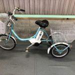 【SOLD OUT】電動自転車 ヤマハ PAS ワゴン グリーン3輪 三輪 大容量バッテリー