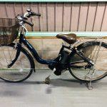 【SOLD OUT】電動自転車 ヤマハ PAS Natura ナチュラ 26インチ ネイビー
