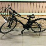【SOLD OUT】電動自転車 パナソニック MOBI 8 ブラック 26インチ 7Ah