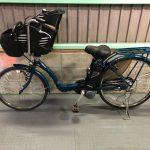 【SOLD OUT】電動自転車 パナソニック Gyutto ギュット 子供乗せ 大容量8Ah
