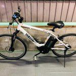 【SOLD OUT】電動自転車 ヤマハ PAS BRACE 26インチ 大容量8.9Ah ホワイト