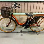 【SOLD OUT】電動自転車 ヤマハ PAS Natura ナチュラ 26インチ 大容量8.9Ah