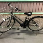 【SOLD OUT】電動自転車 ヤマハ PAS CITY 27インチ 大容量8.7Ah ダークグレイ
