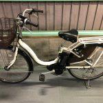 【SOLD OUT】電動自転車 ヤマハ PASナチュラ 26インチ 6Ah 極上バッテリー