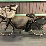【SOLD OUT】電動自転車 ヤマハ リトルモア 子供乗せ 22/26インチ 8.9Ah ブラウン