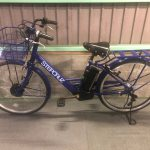 【SOLD OUT】電動自転車 ブリヂストン STEP CRUZ 26インチ 9.6Ah 2019年前後 ブルー