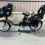【SOLD OUT】電動自転車 パナソニック GYUTTO 20インチ 子供乗せ 8.9Ah