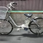 【SOLD OUT】電動自転車 パナソニック VIVI DX  24インチ 3.1Ah シルバー