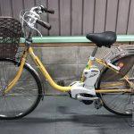【SOLD OUT】電動自転車 パナソニック リチウムVIVI DX  26インチ 6Ah スタンダードタイプ